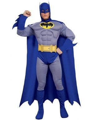 Brave and the Bold Batman Muscle Costume