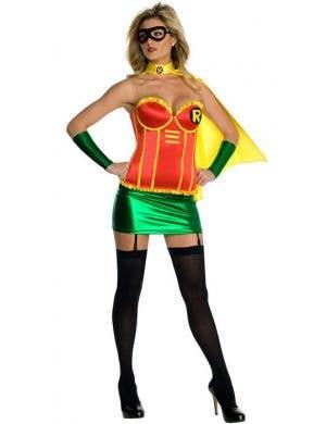 Robin Sexy Women's Costume