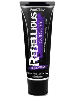 13ml Semi Permanent Conditioning Ultra Violet Special Effects Hair Dye