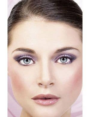 Natural Looking Black False Eyelashes