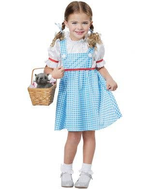 Girls Dorothy Wizard of Oz Book Week Costume Image 1