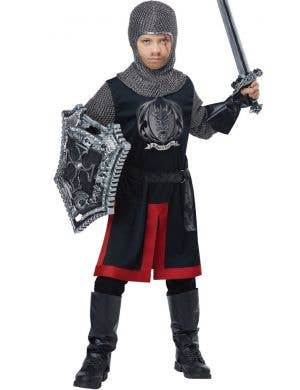 Dragon Knight Boys Medieval Book Week Costume