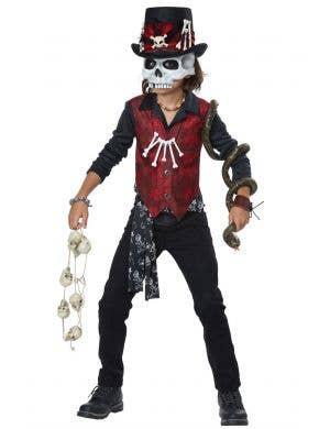 Boys Voodoo Halloween Costume