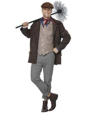 Chimney Sweep Men's Victorian Era Costume