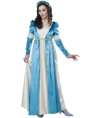 Shakespeare Juliet Women's Blue Renaissance Costume