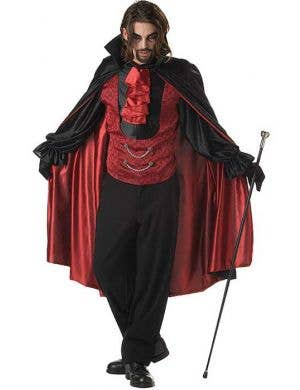 Count Bloodthirst Men's Halloween Costume