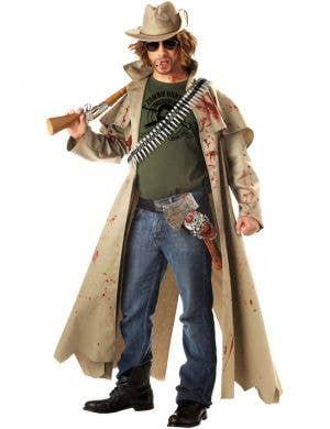 Zombie Hunter Men's Halloween Costume