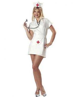 Fashion Nurse Women's Sexy Costume