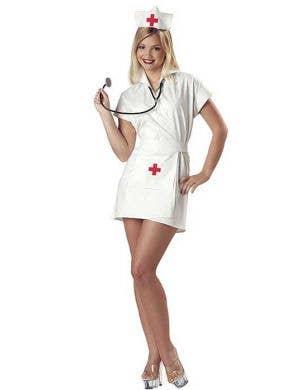 Fashion Nurse Women's Sexy Costume