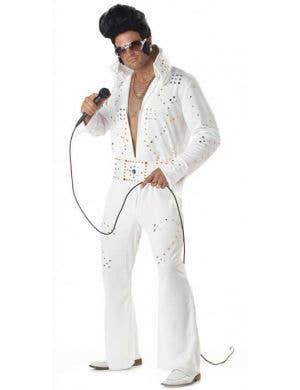 Rock Legend Men's Elvis Costume