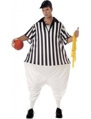 Fat Umpire Men's Novelty Fancy Dress Costume