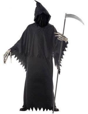 Men's Deluxe Grim Reaper Halloween Costume