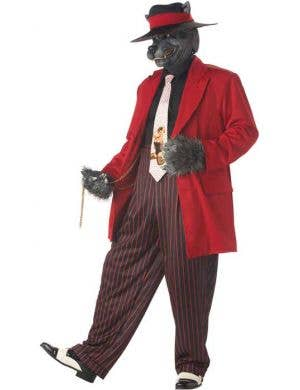 Howlin' Good Time Men's Gangster Costume
