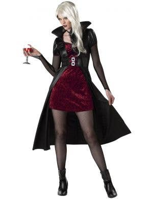 Blood Thirsty Vampire Women's Halloween Costume