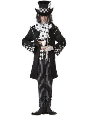 Dark Mad Hatter Men's Halloween Costume