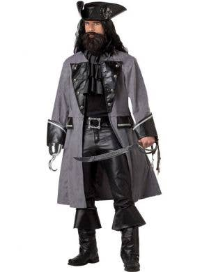 Blackbeard The Pirate Men's Costume