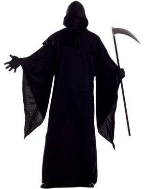 Horror Robe Grim Reaper Halloween Costume