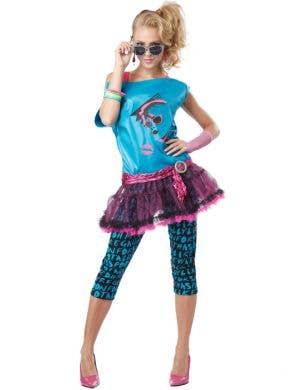 Valley Girl Women's 80's Costume