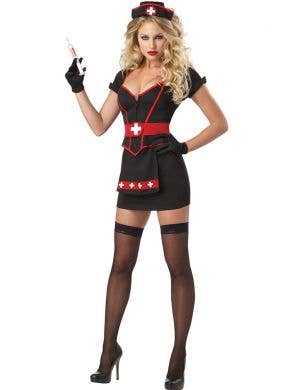 Cardiac Arrest Sexy Women's Nurse Costume