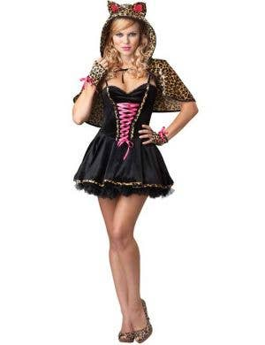Frisky Kitty Sexy Women's Costume