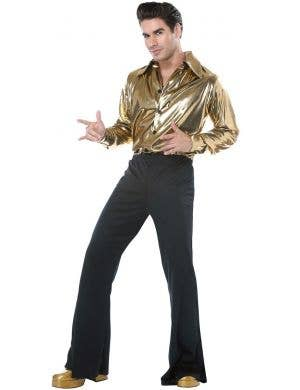 1970's Disco King Men's Fancy Dress Costume