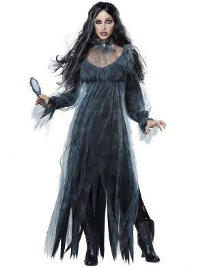 Women's Legend of Bloody Mary Halloween Costume Main Image