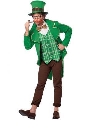 Fairy Leprechaun St. Patrick's Day Adult's Costume Main Image