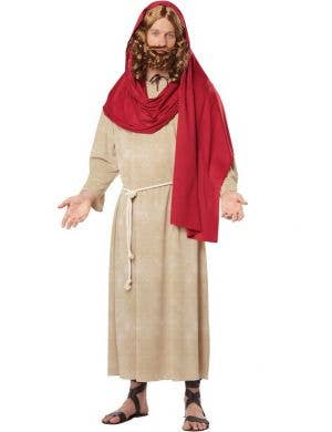 Men's Religious Jesus Bible Fancy Dress Costume