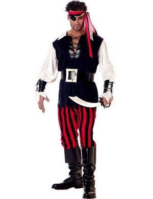Cutthroat Pirate Men's Costume Main Image