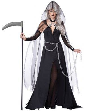 Lady Reaper Women's Halloween Costume