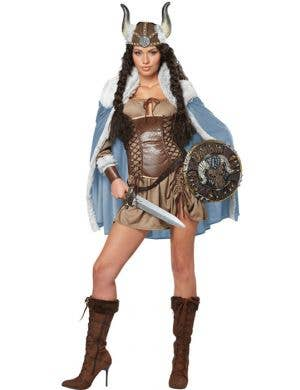 Viking Vixen Sexy Women's Costume