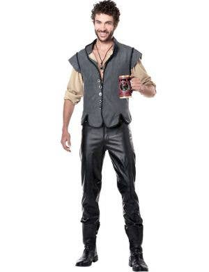 Renaissance Men's Tavern Man Costume