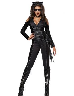 Fatal Feline Sexy Women's Costume