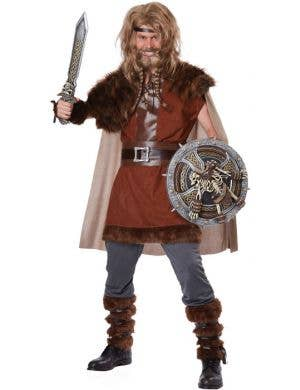 Mighty Viking Men's Fancy Dress Costume