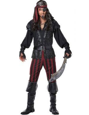 Ruthless Rogue Men's Pirate Costume