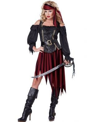 Queen Of The High Seas Women's Pirate Costume