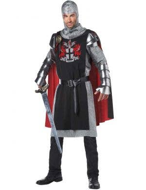 Adult's Renaissance Knight Fancy Dress Costume