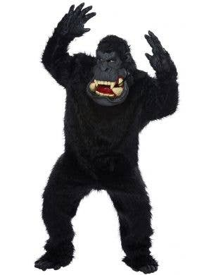 Goin Bananas Gorilla Adult's Halloween Costume