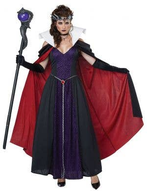 Evil Storybook Queen Maleficent Women's Costume