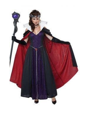 Evil Storybook Queen Maleficent Women's Costume
