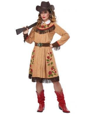 Cowgirl Annie Oakley Women's Costume