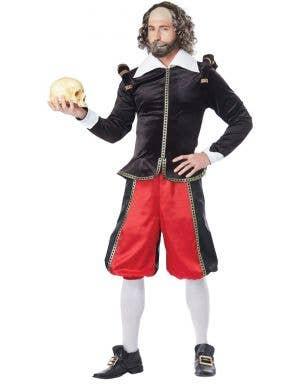 William Shakespeare Men's Fancy Dress Costume
