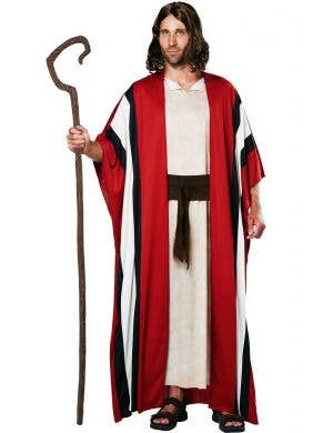 Men's Bible Shepard Fancy Dress Costume