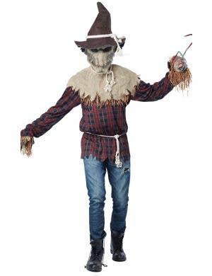 Sadistic Scarecrow Men's Halloween Costume