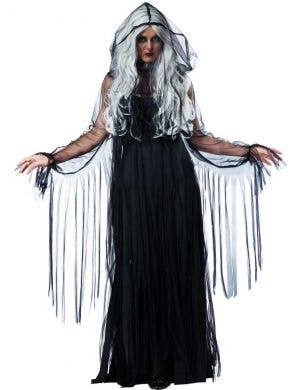 Vengeful Spirit Women's Ghost Costume Main Image