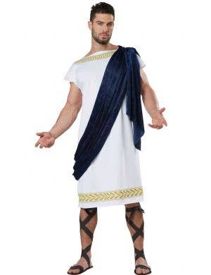 Ancient Grecian Men's Fancy Dress Costume Main Image