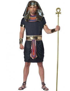 Men's Ancient Egyptian Pharaoh Costume Main Image