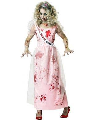 Zombie Prom Queen Women's Costume Main Image