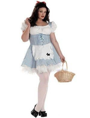Storybook Sweetheart Plus Size Dorothy Costume