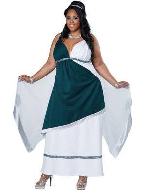 Roman Beauty Plus Size Women's Costume